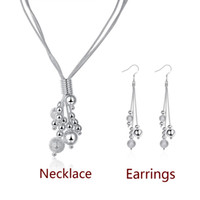 KASANIER New Fashion 925 Silver snake chain Jewelry Sets Wom...