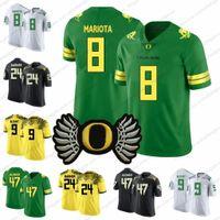 new concept 11515 06d3d Wholesale Oregon Marcus Mariota Jersey - Buy Cheap Oregon ...