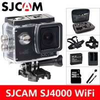 SJCAM SJ4000 WiFi Action Camera Sports DV 1080P 2. 0 inch Scr...