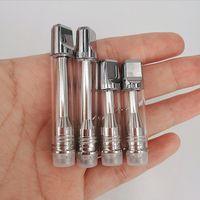 510 Atomizzatori ceramici in metallo Atomizzatori a goccia piatta in metallo Cartuccia 0.5ml 1.0ml Ce3 92A3 Cartuccia gemelli MT6 TH205 G2 AC1003