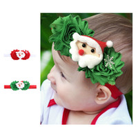 Christmas 2colors Baby Girls Kids Lovely bowknot Hair hair h...