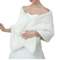 새로운 도착 검은 긴 재킷 털리 신부의 아래쪽과 웨딩 액세서리 화이트 작은 코트 결혼식 겨울 모직 케이프 신부 랩