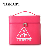 New Fashion Large Capacity Portable Cosmetic Bag Extra Big H...