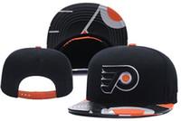 뉴 캡스 뉴저지 필라델피아 플라이어 하키 스냅 백 모자 블랙 컬러 캡 팀 모자 믹스 매치 주문 모든 캡 최고 품질 모자