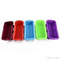 Silikon Kuchen Formen Farbe Muster Silica Gel Backformen Kleine Hitzebeständige Pudding Jelly Mold Für Home 6 64 sj cc