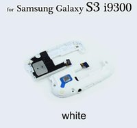 Nuevo altavoz ruidoso del timbre del zumbador para el Samsung Galaxy S3 S4 S7 Altavoz del borde para Samsung S8