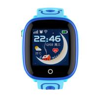 Детские SmartWatch, GPS-трекер, Безопасный монитор Детские часы с камерой, Поддержка SIM-набора SOS Call