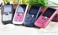 2016 وهرعت الأصلي جديد لنوكيا 2610 الهاتف شريط رخيصة المحمول متعدد متعدد languange تجديد مقفلة جي إس إم 2G شبكة الهاتف المحمول 30PCS دي إتش إل الحرة