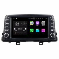 """2 GB RAM Quad core 8 """"Android 7.1 Leitor de DVD Do Carro para Kia Manhã Picanto 2017 Com GPS Rádio Bluetooth WIFI 16 GB ROM USB OBD DVR"""