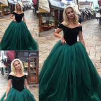 Green Ball Gowns Quinceanera Dresses Sweet 16 Lace Up Back P...