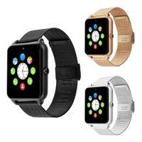 Высокое качество заводская цена Z60 Smart Watch Часы с сенсорным экраном Bluetooth Камера спортивные наручные часы G-сенсор Бесплатная доставка DHL