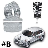 (Taglia B) 2 Pz Special All'ingrosso Tipo B Auto Auto Ammortizzatore Spring Power Cushion Buffer Per Auto, Uretano, Ricambi Auto