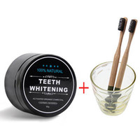 60G Tooth Whitening Nature Bamboo Activated Charcoal Powder ...