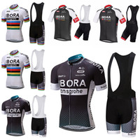 2017 BORA Cycling Clothing   Cycling Jersey  Bicycle Team Ro...