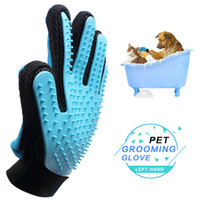 Pet Grooming Glove Pet Glove Massage Magic Hair Remover For ...