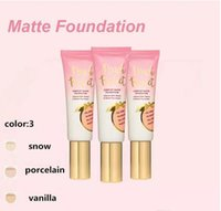 Hot makeup Foundation Peach perfect comfort matte foundation...
