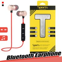 Bluetooth Earphones Wireless Headset With Mic Calls Music Ea...