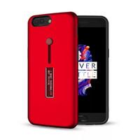 PURE KASE para el estuche de iPhone 8, resistente a prueba de golpes de dos capas con soporte de metal y soporte para correa de mano para el Iphone