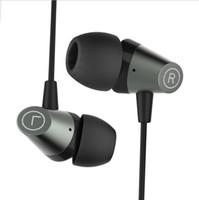 Universal filaire basse jeu d'écouteurs intra-auriculaires casque avec microphone fil bouchon auriculaire Hifi avoir une fièvre pour Xiaomi Iphone ordinateur portable