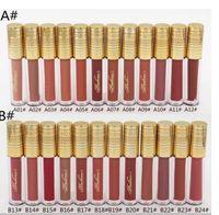 150 PCS Frete Grátis Maquiagem 2018 Menor Best-seller Bons Venda Mais Novo Matte Líquido Lipstick Lip Gloss