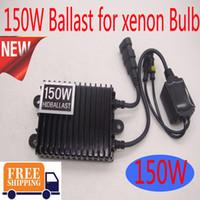 150W HID 크세논 키트 용 HID 안정기 전구 라이트 램프 헤드 라이트 H4 H7 H11 H11 H13 9006