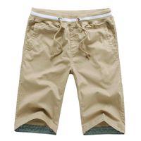 Pantaloncini da uomo MRMT 2021 Brand traspirante maschio puro cotone sciolto casuale