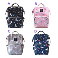 Unicorn Mommy Backpacks Nappies Bags INS Diaper Bags Backpac...