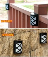 Solar Wall Light New Style Portable Outdoor LED Camping Lant...