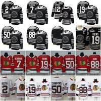 2019 Winter Classic Chicago Blackhawks Jersey Hockey Duncan ...