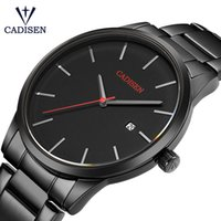 relogio masculino CADISEN Top Luxury Brand Analog sports Wri...