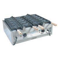Petites entreprises commerciales mini machine à cône de crème glacée / taiyaki de crème glacée électrique faisant le prix de la machine