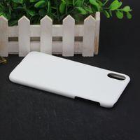DIY 3D-leerer Sublimations-Case-Abdeckung voller Fläche gedruckt für iPhone 12 11 Pro max 6 7 8 plus xs 00pcs / lot