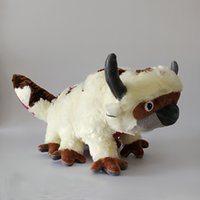 Hot Anime Kawaii Avatar Last Airbender Appa Plush cow Toy So...