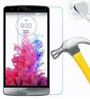 Protection d'écran Premium en verre trempé pour LG G4Stylus V10 V20 K4 K8 NEXUS5X NEXUS4X LTE Film de protection