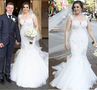 2017 Cheap Modest Plus Size Wedding Dresses with Sweetheart ...