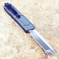 هايت يوصي الشر روح السلاح الكربون مقبض الصيد للطي جيب سكين بقاء سكين عيد الميلاد هدية للرجال كوبي 1 قطع freeshippi
