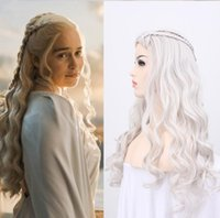 Z&F 28 inch Game of Thrones Cosplay Mother of Dragons Cospla...
