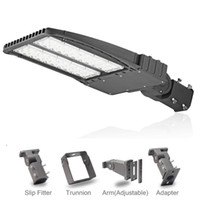 LED Shoebox Parking Lot Lights 100W 150W 200W IP66 Waterproo...