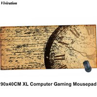 Casual Rubber 90x40 cm XL Gaming Mouse Pad For Csgo Vivirati...