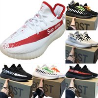 With Box 2018 Off Jointly White Yezi Boost 350 V2 x LW x Sup...