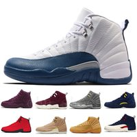 12 12s men basketball shoes Graduation Pack Class of 2003 Bu...