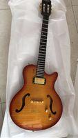 Toptan Yeni Klasik Akustik Gitar 6 String Anti-String Sunburst 170315