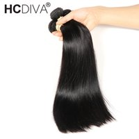 Brazilian Straight Hair 4 Bundles 100% Human Hair Bundles 8-...