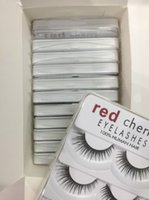 Red Cherry 3D False eyelashes 5 pairs pack 8 Styles Natural ...