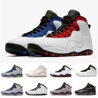 10 10s Westbrook Cool Grey I' m Back men basketball shoe...