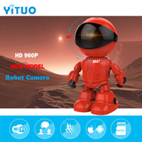 960P 1. 3MP baby monitor Wireless IP Camera wi- fi Robot camer...