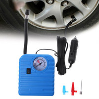 DC 12V Auto Tyre Inflatable Pump Mini Emergency High Pressur...