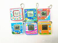 Tamagotchi Electronic Pets Toys 90S más nuevo 168 Pets in One Virtual Cyber Pet Toy Juego Retro para Navidad niños mascotas juguetes gratis DHL