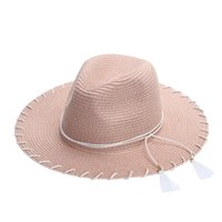 Lady Summer Sun- proof Beach Seaside Sunhat European Fashion ...