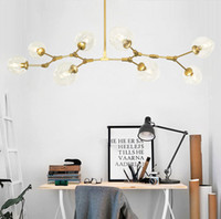 New Lindsey Adelman Globe Branching Bubble Chandelier Glass ...